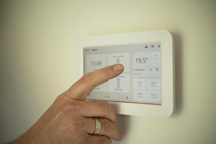Sistemas de calefacción domóticos