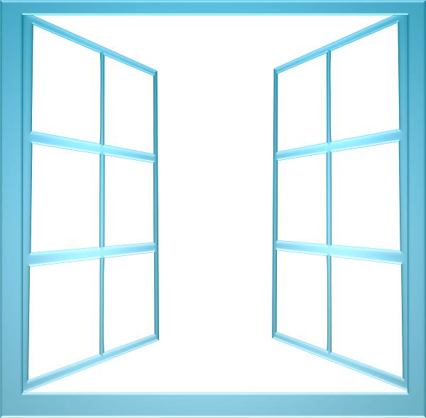 Strešné okno v netradičnej farbe